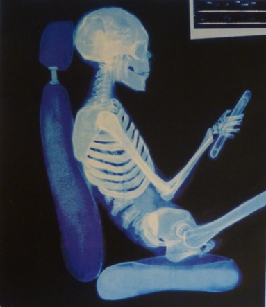 The Daily Grind: Driving Posture and Massage Therapy