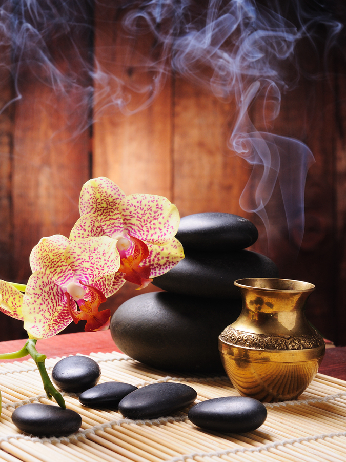Creating a sacred altar in your home pacific college for Creating a zen space