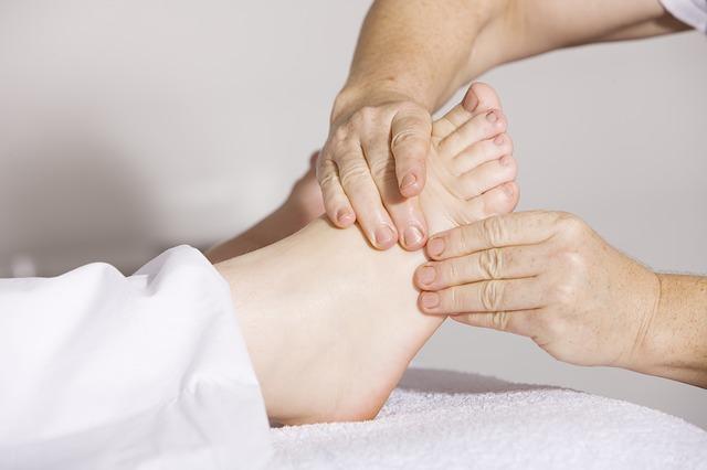 Deep Tissue Massage for Plantar Fasciitis