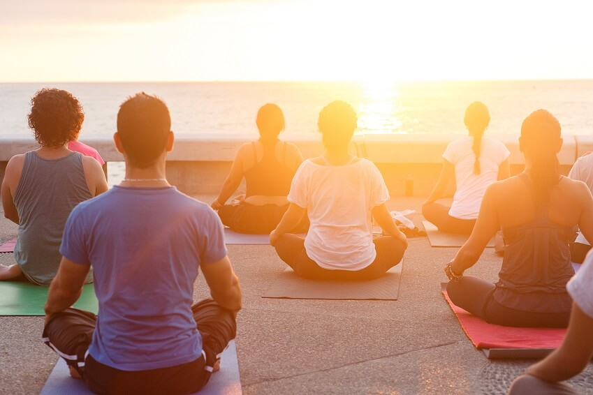 The benefits of taking a few minutes out of your day to meditate.