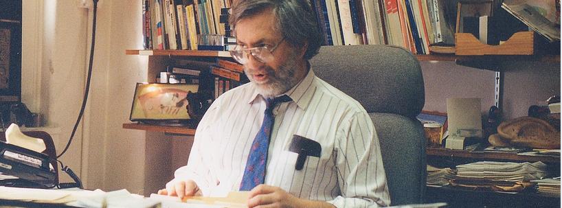 Dr. Michael Smith, Tireless TCM Advocate