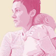 postpartum and massage thumbnail