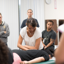 PCOM-Chicago's New Reduced-Price Massage Certificate
