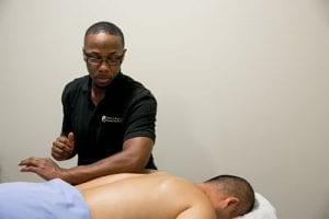 massage for hyperglycemia & hypoglycemia