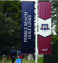 Pacific College at the U.S. Open Championship