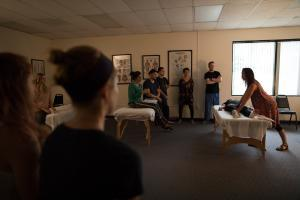 massage therapy school instructor