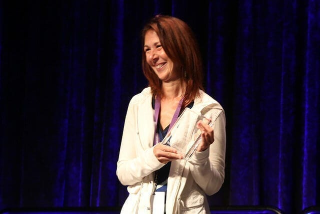 PCOM Faculty Member Tracie Livermore Wins AMTA Teacher of the Year Award