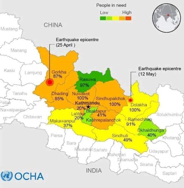 Himilaya Map