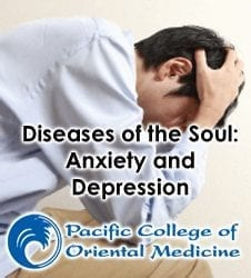 Diseases of the Soul: Anxiety and Depression - New and Old Methods for Treating the Shen
