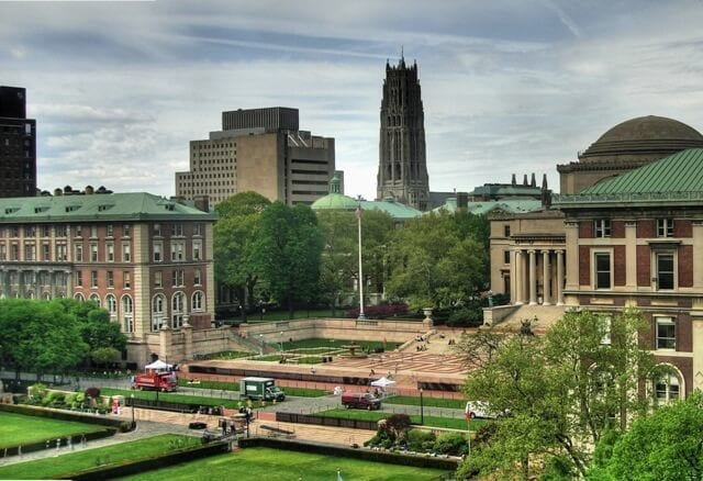 PCOM's Collaborative Off-Site Internship at Columbia University