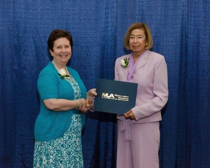 Naomi C. Broering Hispanic Heritage Award/Grant