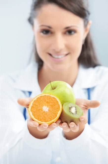 Healing from the Inside Out: Looking at Food as Medicine