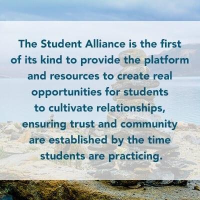#StrongerTogether: AIHM Student Alliance Hosts Event