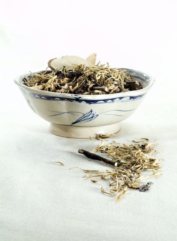 Chinese Herbs for Back Pain