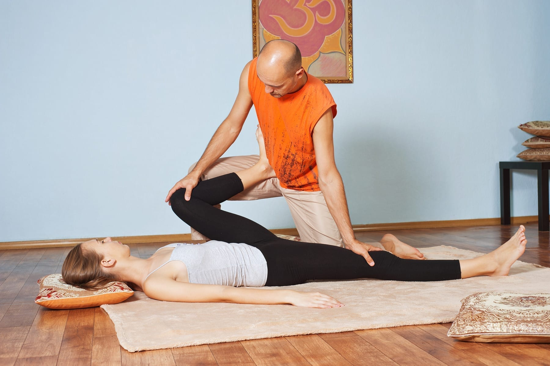 Table Thai Massage vs. Floor Thai Massage: You're Asking the Wrong Question