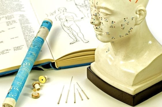 Self-Regulated Learning for Acupuncture Students