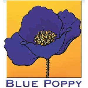 Blue Poppy Enterprises logo