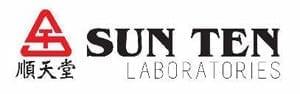 Sun Ten Laboratories Logo