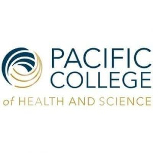 Pacific College of Health and Science logo