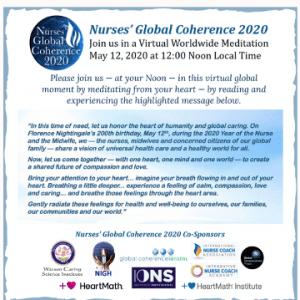 Nurses Global Coherence