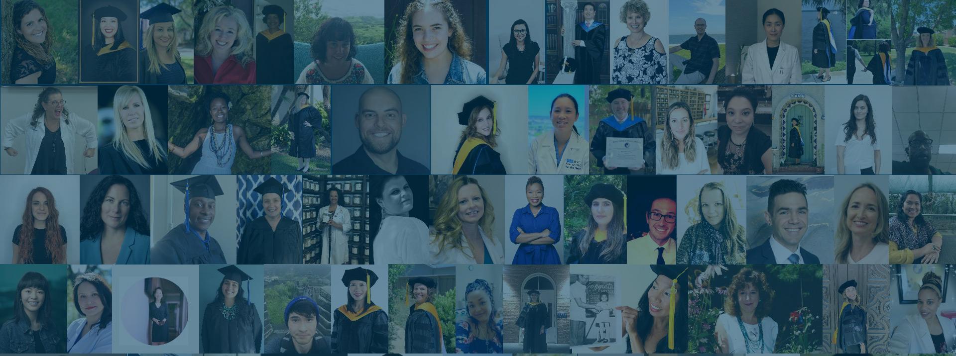 Pacific College graduation 2020