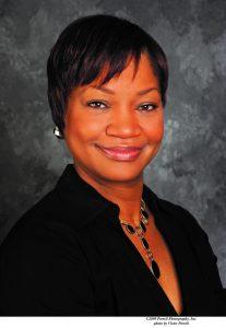 A headshot of Anita R. Hollins