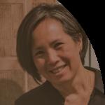 A headshot of Donna Mah, LAc