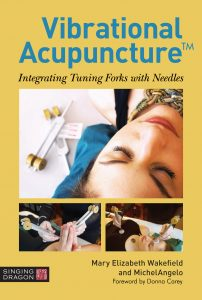 The cover of the book Vibrational Acupuncture